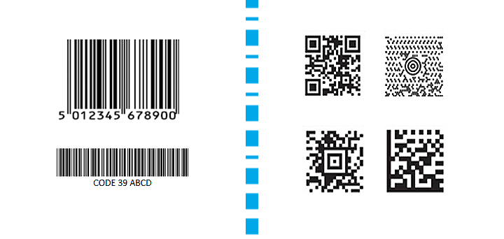 Differences between 1D and 2D barcode readers