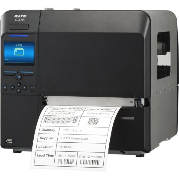 Sato CL6NX Label Printer