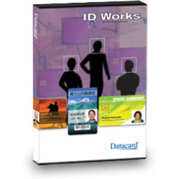Datacard ID Works Software