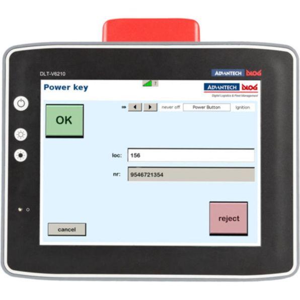 Advantech DLT-V62 Mobile Computer