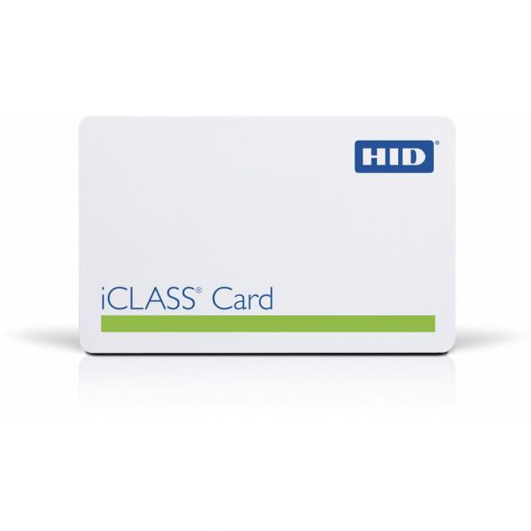 HID iClass Credentials