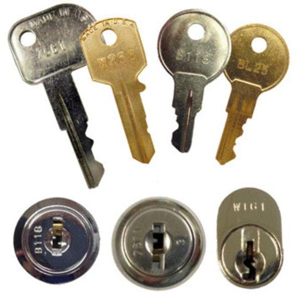 Posiflex Cash Drawer Keys