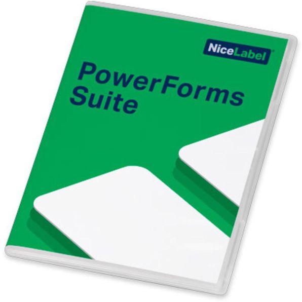 Nicelabel Powerforms Deskop