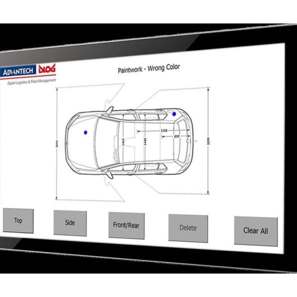 Advantech UTC-51X Touchscreen