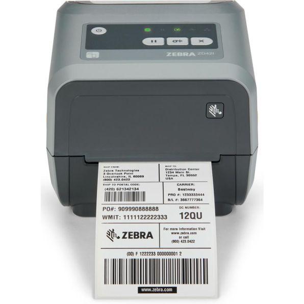 Zebra ZD421T Label Printer