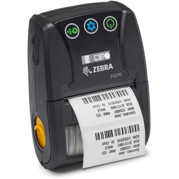 Zebra ZQ210 Ticket Printer