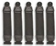 Spare handstrap for Honeywell CK3X/R, incl. mounting material, pack of 5 pcs.