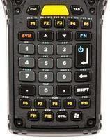 Kbd Long, 36 Key, Numeric Telephony, 12 Fn