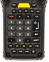 Keypad Long, 36 Key, Alpha Modified, Numeric Calculator, 12 Fn (Replacement keypad comes with Keypad and Elastomer only, no PCB or bezel)