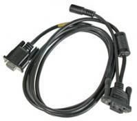 RS232 connection cable for Honeywell Dolphin Scanners, length: 1.8m