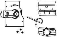 Internal Rewinder, non-powered, fits for Honeywell H-4212 / 4310 / 4408 / 4606