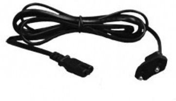 AC POWER CABLE, C8 TYPE, EUROPLUG