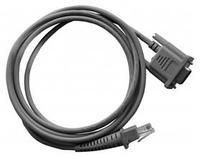 Datalogic RS232 cable, straight