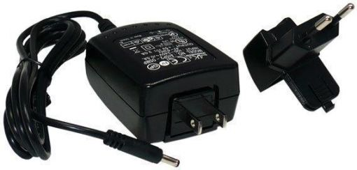 Power supply, EU/USA-compatible, connection to the Memor/Formula directly or through the cradle