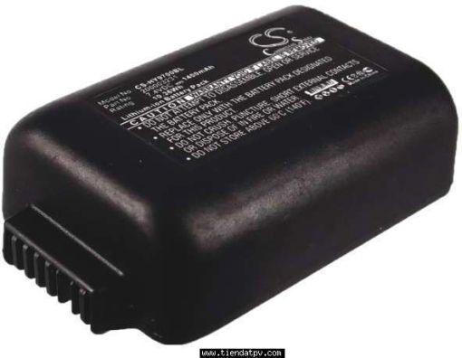 Battery, extended, Li-Ion, 3.7 V, 18.5 Watt, fits for: Dolphin 99EX