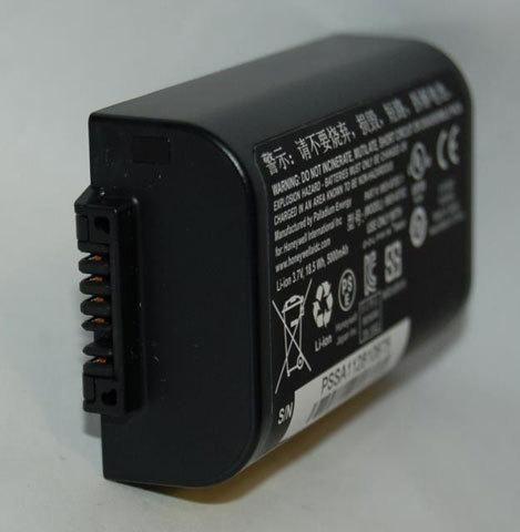 Extended Battery Pack, Li-Ion, 3.7V, 18.5 Watt Hour, for Dolphin 99EX/99GX