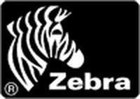 Zebra cable, RS232 Nixdorf, 12ft. (3.7m), straight