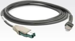 Cable USB power plus 2.1 m, straight