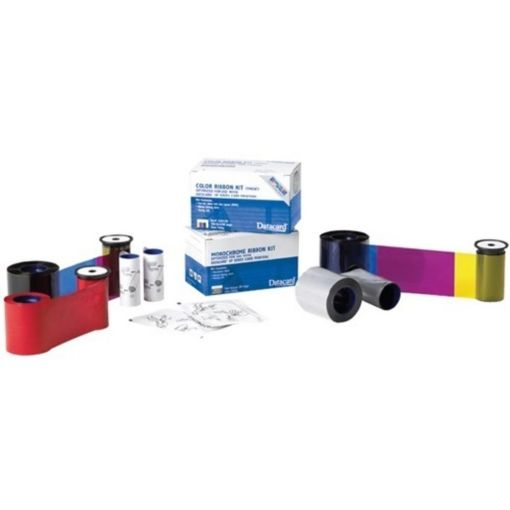 RIBBON YMCKT 500 IMAGES colour SUPL / FOR SD260 / SD360 IN