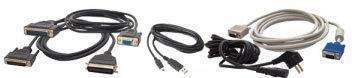 Cable, IBM USB, POT w/ EAS, Straight, 12 ft