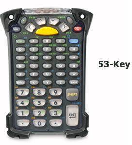MC909X-G & -K and MC9200 53 Key Keypad