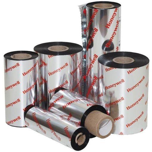 Honeywell, thermal transfer ribbon, TMX 2010 / HP06 wax/resin, roll-width: 52mm, core: 25,4mm, length: 153m, colour: black