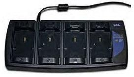 TECTON/MX7 4 UNIT MAIN BATTERY CHARGER WITH Level VI POWER SUPPLY AND US POWER CORD