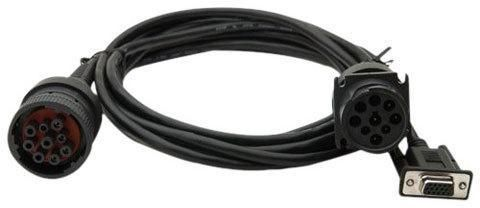 CANBUS Y CABLE - D15 TO 9 PIN F SAE J1939 (DEUTSCH) AND 9 PIN M SAE J1939 (DEUTSCH), 6 FT (1.8m)