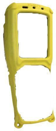 Zebra rubber shell, yellow, fits for: Omnii XT15 series (standard back)