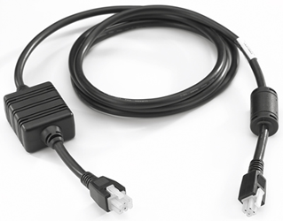 DC Line Cord for connection between power supply (PWRS-14000-241R) and Four Slot Cradles