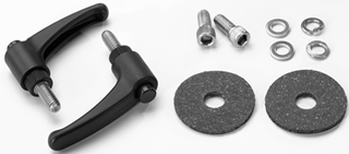 VC5090 Mounting Handles, washers, friction pads, bolts (2 each)