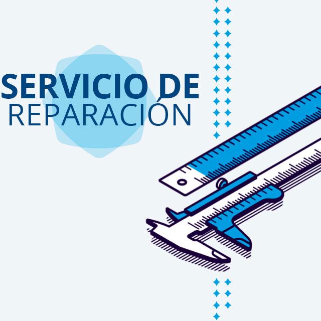 Servicio de mantenimiento y reparación